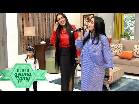 """Dari Hati Banget Nih! Gigi feat Denada """" Asal Kau Bahagia """" - Rumah Mama Amy (14/6)"""