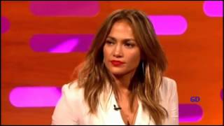 Jennifer Lopez on The Graham Norton Show May 31, 2013 -Full Interview