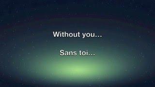 sad song we the king lyrics english franais