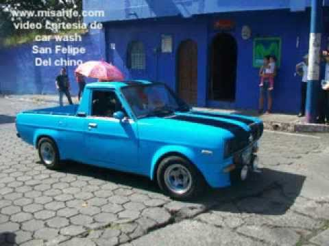Desfile de Datsun 1200 Travel Video