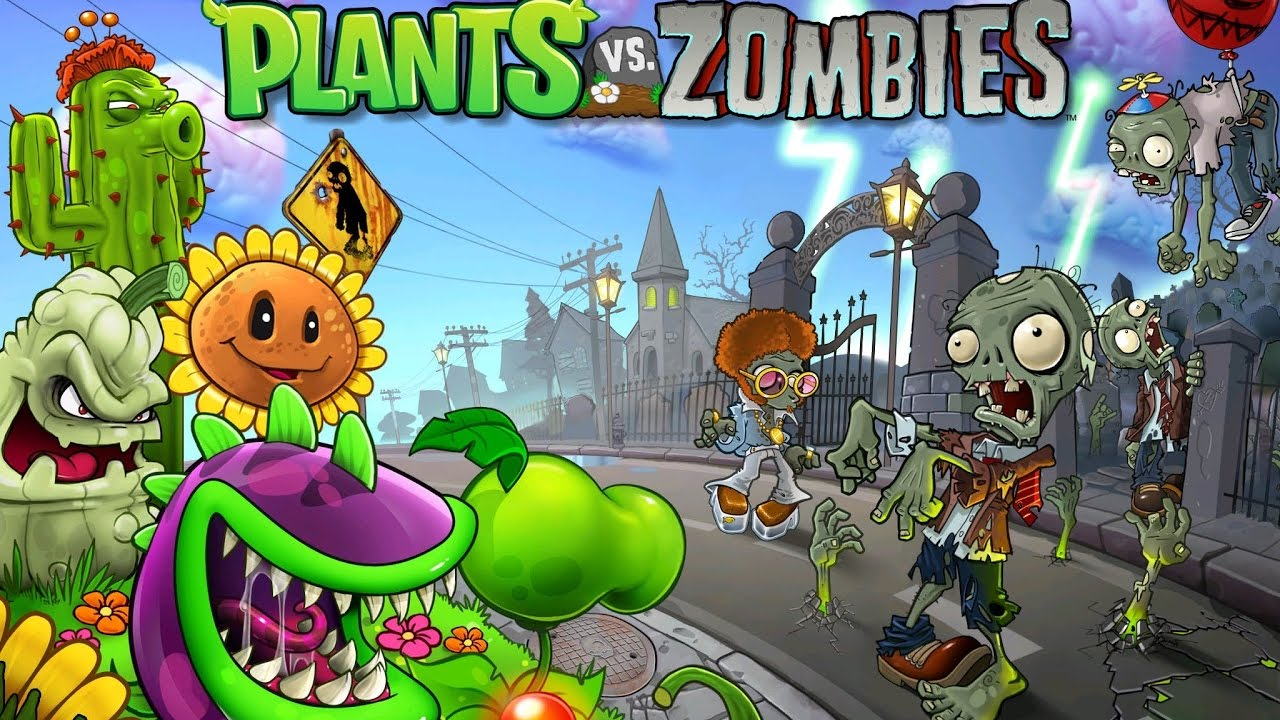 Plants vs Zombies - MSN Games - Free Online Games
