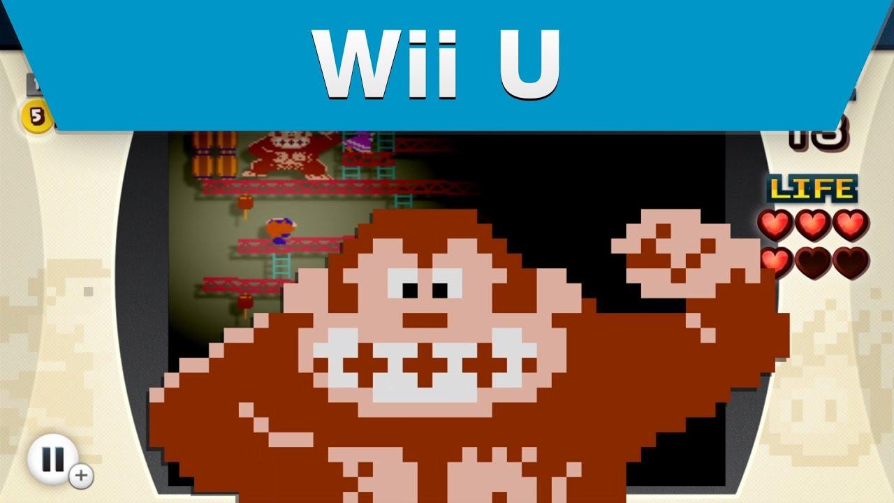 Wii U - NES Remix Trailer