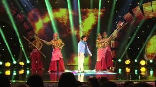 Ceria Popstar 3: Konsert Separuh Akhir - Fikry (Tanya Sama itu Hud Hud)