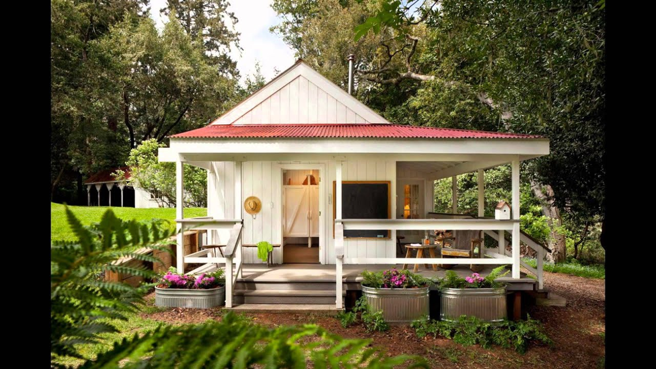 Small vacation home design inspiration youtube for Vacation home designs