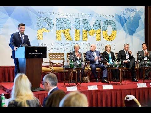 Groysman Volodymyr - Володимир Гройсман: ProZorro вже зекономило 24 млрд гривень бюджетних коштів - В.Гройсман