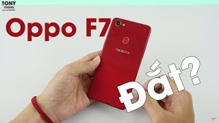 Oppo F7 xứng đáng với giá hơn 7 triệu?