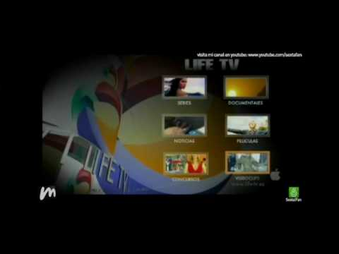Nuevo canal pirata en la TDT-L Madrid: LIVE TV