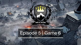 [COH2] King of the Hill   Season 3   Episode 5 Game 6