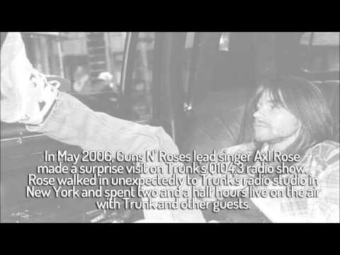 Axl Rose & Sebastian Bach's David Lee Roth story