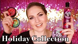 The Body Shop Holiday Collection 2015 | My Picks!