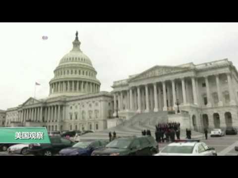 VOA连线: 国会通过一周临时预算 避免政府关闭