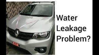 Renault kwid water leakage solution #1 thumbnail