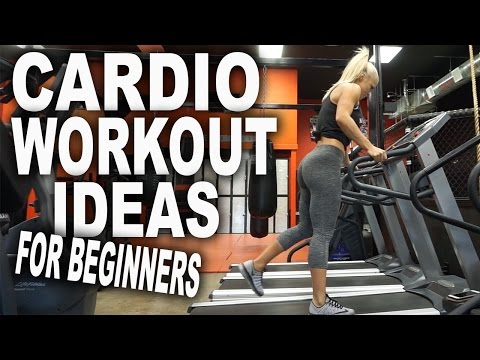 Women Cardio Workout Ideas For Beginners