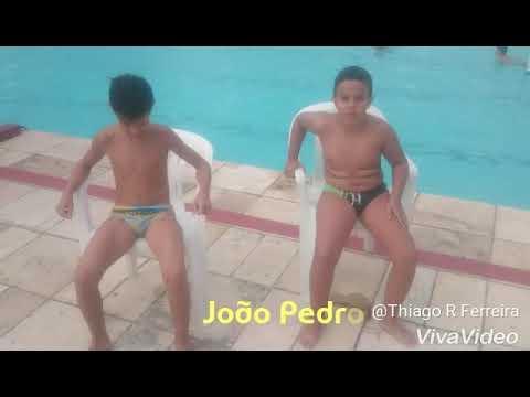 Water Polo Learning Egg Beater - Aprendendo Perna Alternada