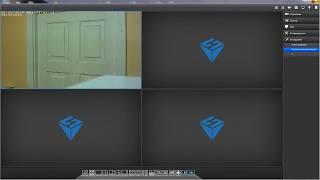 Подключение видеорегистратора или IP камеры к программе CMS (прошивка HEROSPEED)