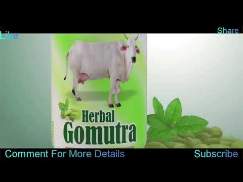 IMC PRODUCTS Herbal Gomutra | Double Purifier