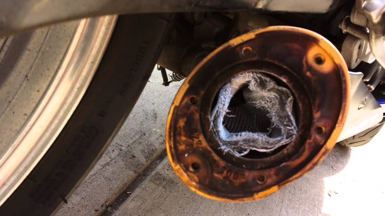 how to make flames come out of your muffler