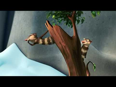 Ice Age The Meltdown Camouflage Scene