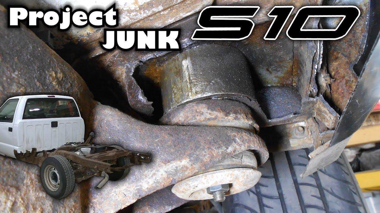 Project JUNK S10