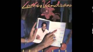 luther vandross   For The Sweetness Of Your Love