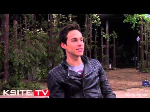 Vampire Diaries On Set: Chris Wood Kai