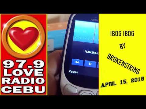 Ibog Ibog by Brokenstring played at Love Radio 97 9 on April 15, 2018