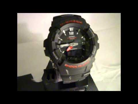 G-Shock G100-1BV Reviewed
