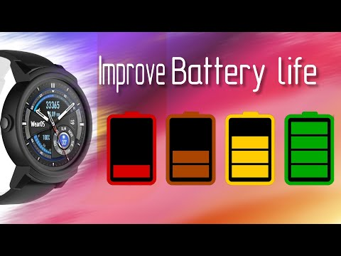 The Ultimate Battery Tips For Android Watches