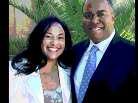 Charles and Kimberly Bailey Tureaud of Las Vegas Black Image