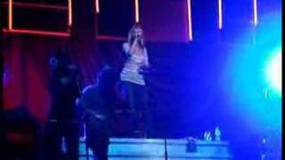 """Alone"" Carrie Underwood Live"