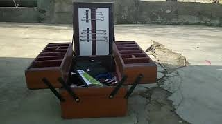 Ящик для инструментов в машину своими руками,  обзор.