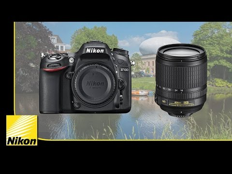 Nikon D7100 + 18-105mm Testing video and photos