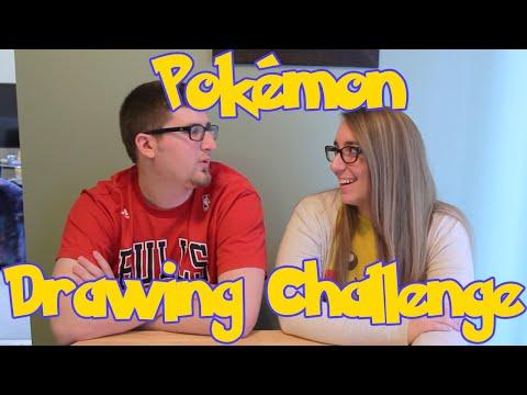 Pokémon Drawing Challenge w/ JWittz