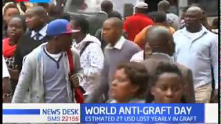 World Anti-Graft Day: Kenya joins the world to mark the day