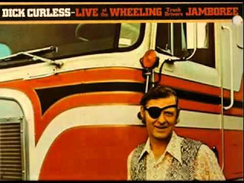 Dick Curless - Live - Wheeling Truck Drivers Jamboree