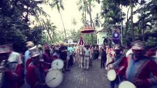 KARAN + SIMRAN : The Monsoon Love | Sindhi Wedding | Grand Hyatt Goa, India