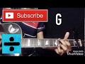Ed sheeran - Perfect   GUITAR LESSON   Bilal Ahmed   Guitar cover with chords