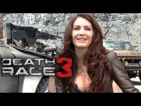 Death Race 3: Inferno Exclusive Interviews