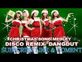 NONSTOP LAGU NATAL DISCO BARAT REMIX TERBARU 2017 REMIX CHRISTMAS SONG MEDLEY 2017