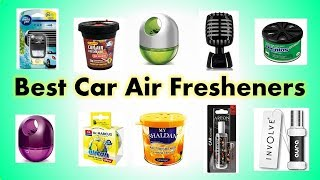 Best Car Air Fresheners in India with Price 2019