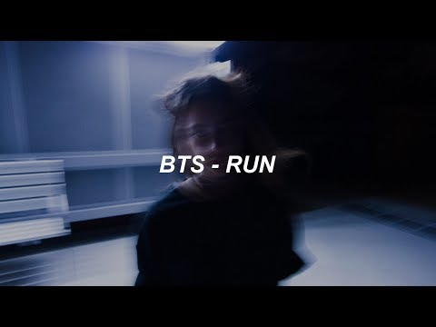 BTS (방탄소년단) 'RUN' Easy Lyrics
