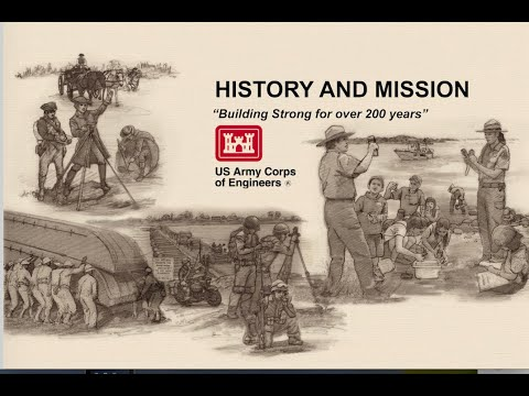 HISTORY & MISSION - US Army Corps Of Engineers