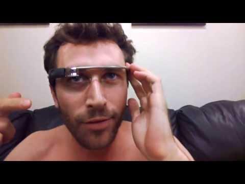First-Ever Google Glass Porn
