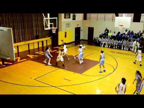 9 | Girls | Nazareth Regional High School ( Brooklyn ) Vs The Mary Louis Academy ( Queens )