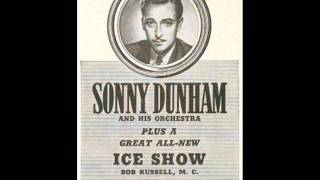 LAMENT TO LOVE ~ Sonny Dunham & his Orchestra  1941
