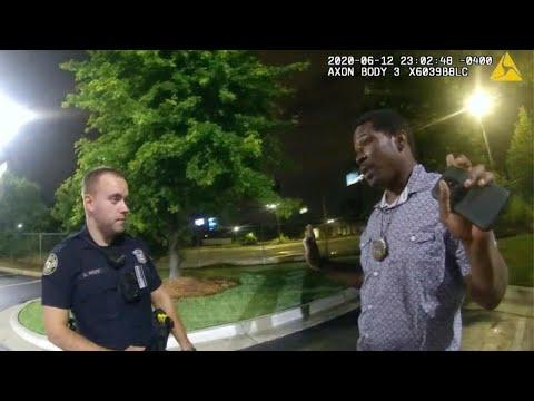 À Atlanta, un policier inculpé pour le meurtre de Rayshard Brooks