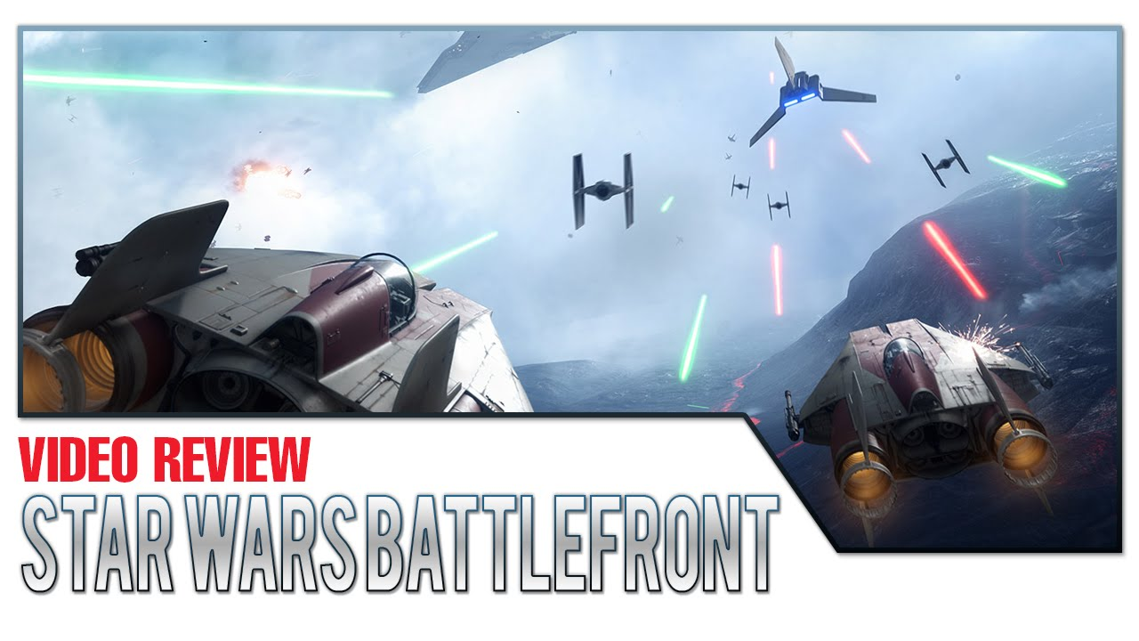 star wars battlefront video review youtube