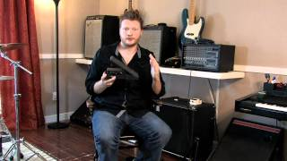 Behringer FCV100 Volume Expression Pedal Review