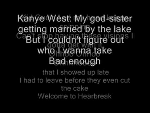 Kanye West ft. Kid Cudi - Welcome to Heartbreak mp3