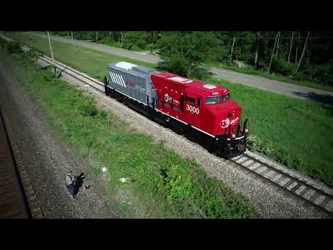 BNSF and Wabtec commence battery-electric locomotive pilot test